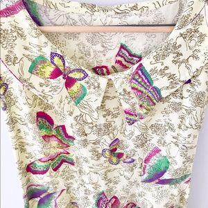 Amazing 50's Butterfly Dress