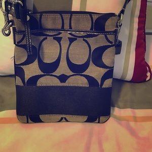 Coach Handbags - Authentic Coach cross body