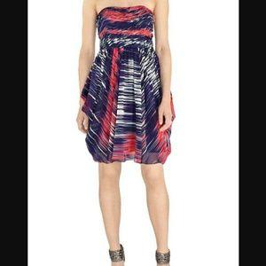 Karen Millen Dresses & Skirts - KAREN MILLEN purple multi silk dress Small / 4 / 6