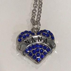 Jewelry - Silver Nana Necklace