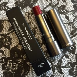 MAC Cosmetics Other - MAC huggable Lipcolour Red Necessity