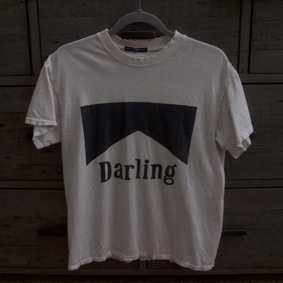 ce7e383bbb6e3 Marlboro 'Darling' Vintage Style Graphic Tee