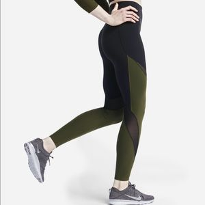 Nike Pants - Nike NikeLab Essentials Tights