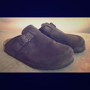 Bjorn Borg Shoes - Bjorndal clogs in EUC.