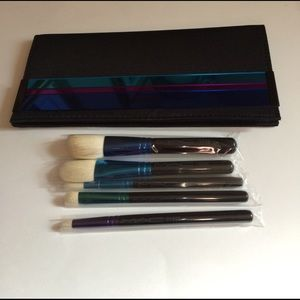 MAC Cosmetics Other - Mac Brushes with mirrored case