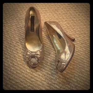 Steven by Steve Madden Shoes - Sparkle party shoes!!!