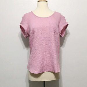 New York & Company Tops - 🎉New York & Company pink tee