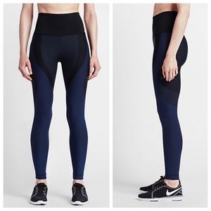 Nike Pants - NIKE ZONED SCULPT tights
