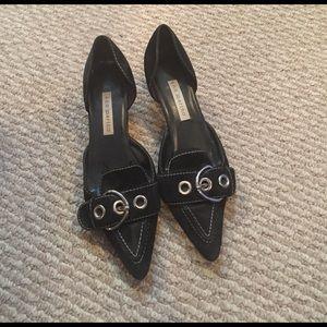 Ann Marino Shoes - Kitten heel 😻