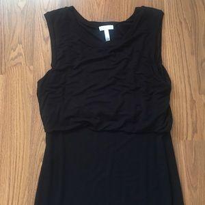 leith Dresses & Skirts - Black knit dress