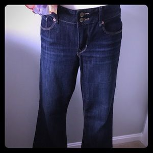 EUC Gap Perfect Boot Jeans 30/10 ankle