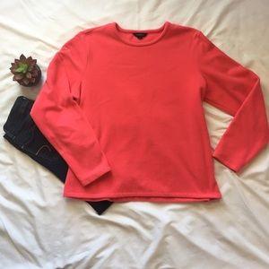 Lands' End Sweaters - Lands' End Fleece Sweatshirt