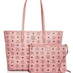 MCM Handbags - 💜💜 authentic mcm pink Anya $690 new tote