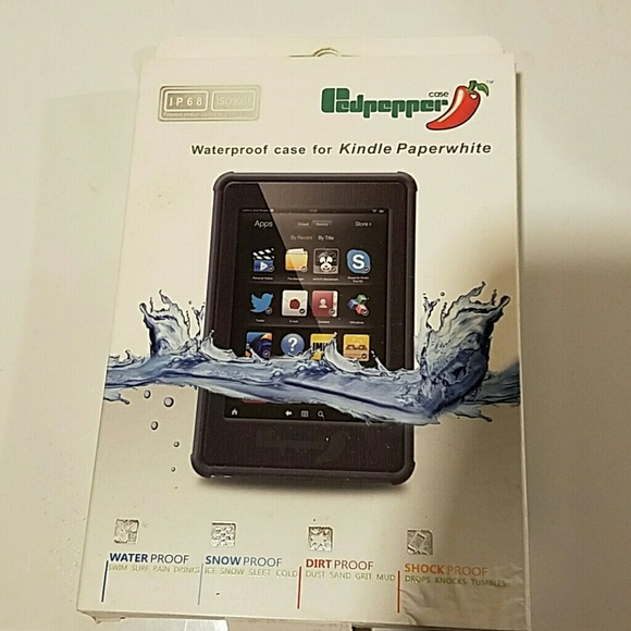 wholesale dealer 4098f 381f5 Waterproof case for Kindle Paperwhite NWT