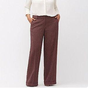 Lane Bryant Pants - Lane Bryant Twill Cuffed Trouser Pant