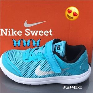 Nike Other - New Little Girl Nike Sneakers 🦋🦋🦋