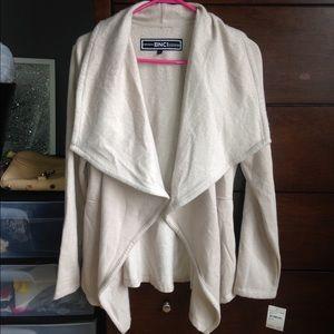 Nordstrom Sweaters - NWT BNCI by Blanc Noir cream sweater