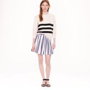 MAISON KITSUNE Dresses & Skirts - SALE Maison Kitsune Stripe Skater Skirt