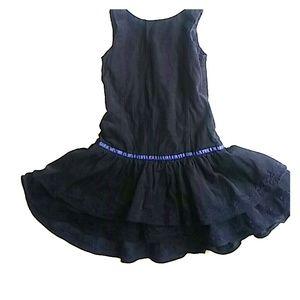 Ralph Lauren light corduroy dress 4 4T