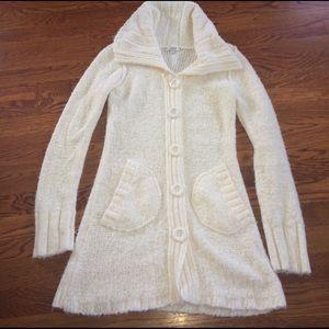 Grane Sweaters - White Sweater