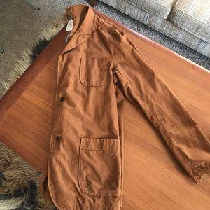 Life After Denim Other - life/after/denim - Sz Medium - Camel Linen Jacket