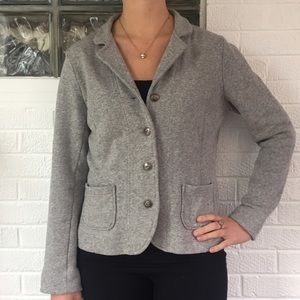 Relativity Jackets & Blazers - Sweatshirt Blazer