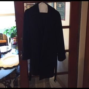 Brooks Brothers Black Coat Size Small