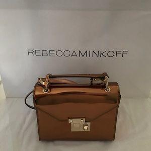 {BRAND NEW} Rebecca Minkoff Mini Paris Crossbody