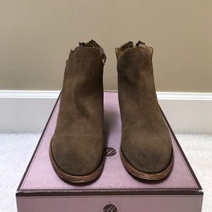 H By Hudson Shoes - Hudson suede booties