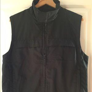 J. Crew Other - Men's J. Crew Zip-Up Fleece Vest