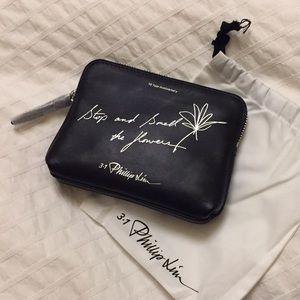 3.1 Phillip Lim Handbags - 3.1 Phillip Lim 31 Nanosecond leather pouch clutch
