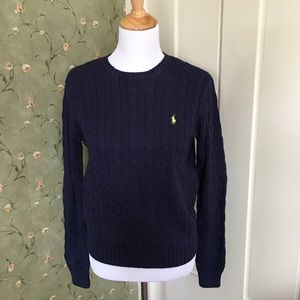 Ralph Lauren Sweaters - Ralph Lauren Cable Knit Sweater NWT