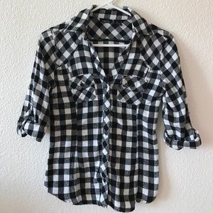 Rue 21 Tops - Rue 21 Flannel