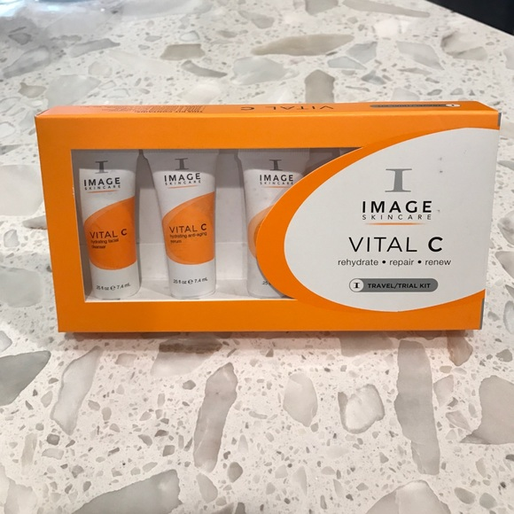 Image Skincare Other Vital C Travel Trial Kit Poshmark
