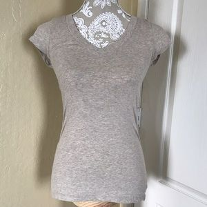 Ambiance Apparel Tops - Ambiance Apparel Beige Top