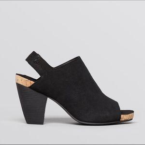 Eileen Fisher Shoes - Eileen Fisher Open Toe Pumps