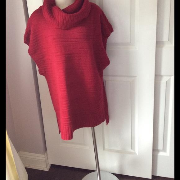 78% off White House Black Market Sweaters - Oversized short sleeve ...