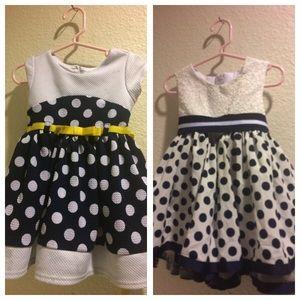 2 cute dresses for girls