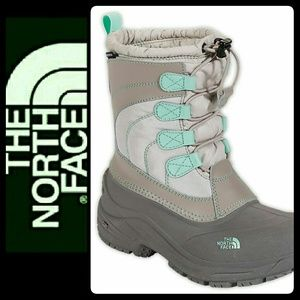 North Face Other - North Face Youth Lace Boots