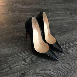 Christian Louboutin Shoes - Christian Louboutin so kate size 37