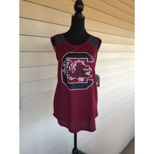 Colosseum Tops - Lady Gamecock Tank Top