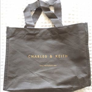 Charles and Keith dust cover bag