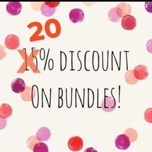 Other - 🎉🎀Bundle and Save!👏🏼😊