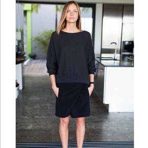 Emerson Fry Dresses & Skirts - Emerson Fry Angle Wrap Skirt