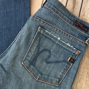 Citizens of Humanity Denim - Citizens of Humanity Jeans Kelly Boot Cut Colorado