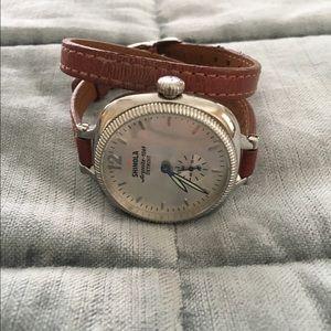 Shinola Accessories - Beautiful Shinola birdy watch