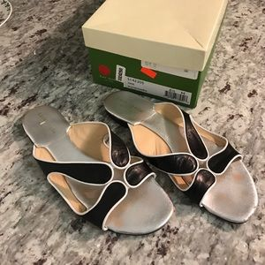 Size 6.5 Kate Spade Sandals.  