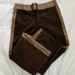 Cache Pants - Cache Genuine Leather Pants