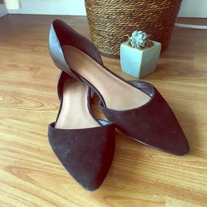 maiden lane Shoes - Maiden lane d'orsay flats