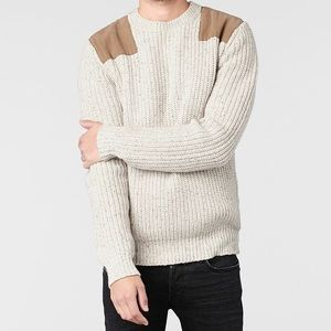All Saints Other - All Saints Woodville Crew Jumper in Brown